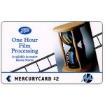 The Phonecard Shop: Great Britain, Paytelco - Boots, One hour film processing, £2