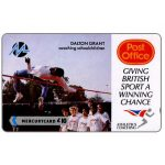 The Phonecard Shop: Great Britain, Paytelco - Post Office Athletics, Dalton Grant, £10