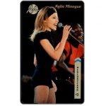 The Phonecard Shop: Paytelco - Pop Stars, Kylie Minogue, £2
