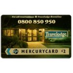 The Phonecard Shop: Great Britain, Paytelco - Travelodge 0800 850 950, £2