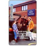 The Phonecard Shop: Great Britain, Paytelco - Travelodge (without room price), £2