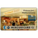 The Phonecard Shop: Great Britain, Paytelco - Welcome Break, The Granary, £2