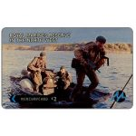 The Phonecard Shop: Paytelco - Territorial Army, Royal Marines, £2