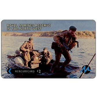 The Phonecard Shop: Great Britain, Paytelco - Territorial Army, Royal Marines, £2