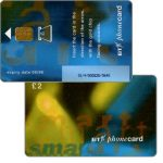The Phonecard Shop: Great Britain, Beta trial, £2