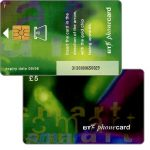 The Phonecard Shop: Great Britain, Beta trial, £5
