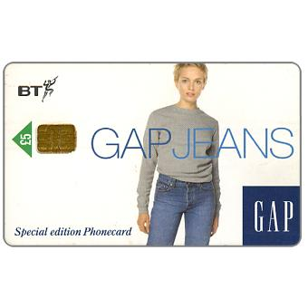 Phonecard for sale: GAP Jeans, £5