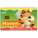 The Phonecard Shop: Haven, Holidays, £5
