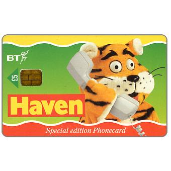 Phonecard for sale: Haven, Holidays, £5