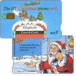 The Phonecard Shop: Christmas 98, £5
