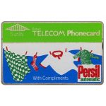 The Phonecard Shop: Great Britain, Persil, 5 units