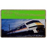 The Phonecard Shop: Great Britain, Intercity Rail, 40 units