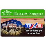 The Phonecard Shop: Great Britain, Texas Homecare, 20 units