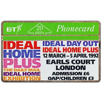 Ideal Home Plus, 20 units