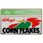The Phonecard Shop: Kellogg's Corn Flakes, 20 units