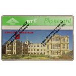 The Phonecard Shop: Great Britain, English Heritage, Audley End House, 50 units