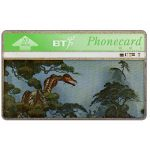 The Phonecard Shop: Great Britain, Classic Floyd, Dragon's Garden, 20 units