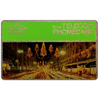 Phonecard for sale: Christmas 1987, without notch, 20 units