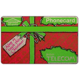 Phonecard for sale: Christmas '88, 40 units