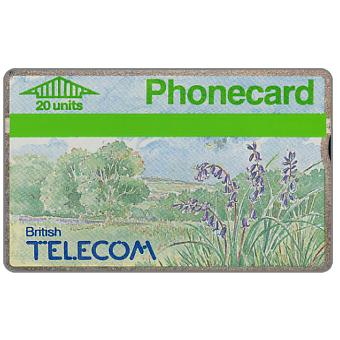 Phonecard for sale: Spring 1990, 20 units