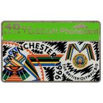 The Phonecard Shop: Great Britain, Manchester Olympic Bid, 40 units