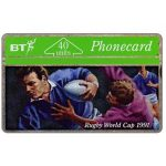 The Phonecard Shop: Great Britain, Rugby World Cup 1991, 40 units