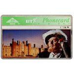 The Phonecard Shop: Great Britain, Tourism, King Henry VIII, 100 units