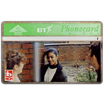 Phonecard for sale: National Childrens Homes, Tara, 20 units
