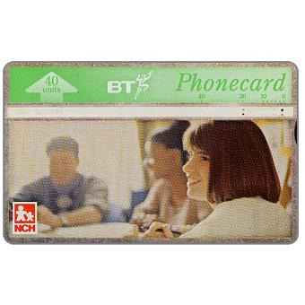 Phonecard for sale: National Childrens Homes, Maria, 20 units
