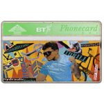 The Phonecard Shop: Great Britain, Youth series, Cycling, 20 units