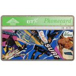 The Phonecard Shop: Youth series, Surf, 20 units