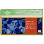 The Phonecard Shop: Great Britain, Poster series, Superman, 20 units
