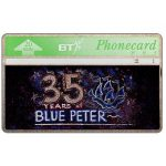 The Phonecard Shop: Great Britain, 35 Years of Blue Peter, Victoria Dawson, 20 units