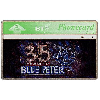 35 Years of Blue Peter, Victoria Dawson, 20 units