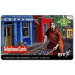 The Phonecard Shop: Great Britain, Molly Malone International Telephone Cards, 5 units