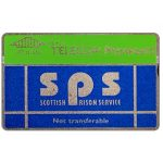 The Phonecard Shop: Great Britain, Scottish Prison Service, 20 units