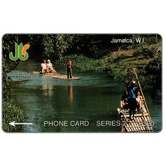 First issue, Rio Grande, 1JAMB, J$20