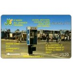 The Phonecard Shop: Antivandalism, 12JAMA, J$20