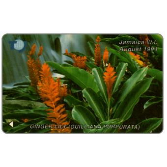 Phonecard for sale: Ginger Lily, 17JAMB, J$200