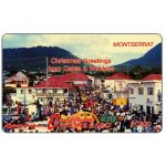 The Phonecard Shop: Christmas Greetings, 5CMTA, EC$20