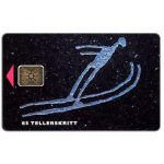 Phonecard for sale: Lillehammer 1994, Ski Jumping, 1/94, chip SC-7, 22 units