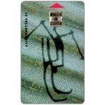 The Phonecard Shop: Lillehammer 1994, Free Style, 22 units