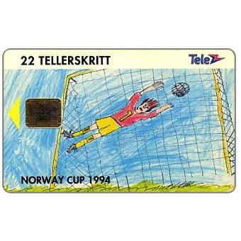 Norway Cup 1994, 22 units
