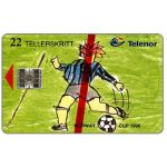 The Phonecard Shop: Norway, Norway Cup 1995, 22 units