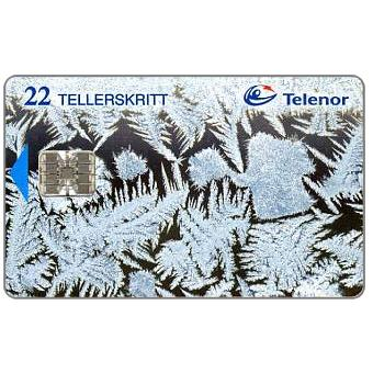 Phonecard for sale: Ice Crystals, 22 units