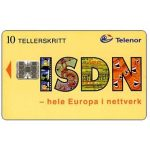 The Phonecard Shop: Norway, ISDN, 10 units