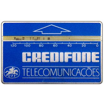 CTT Telecomunicações - Definitive, 4 mm band, no notch, code 611B, 120 units