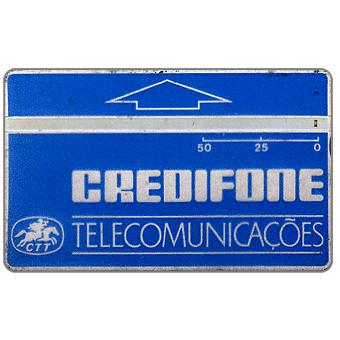 CTT Telecomunicações - Definitive, code 807F inverted, 50 units