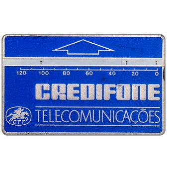 CTT Telecomunicações - Definitive, code 003B inverted, 120 units