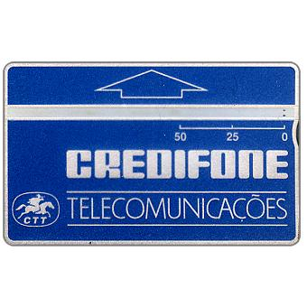 CTT Telecomunicações -  Definitive, code 006E inverted, 50 units
